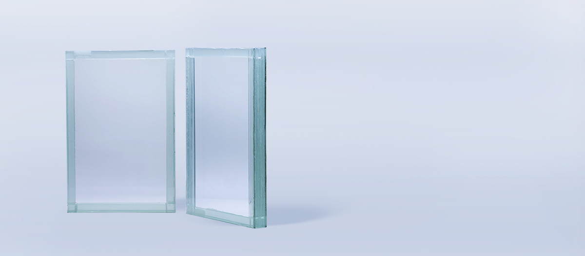 灌浆复合隔热防火玻璃