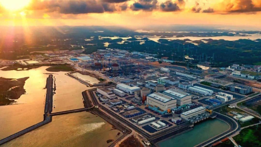 尚安防火玻璃和防火门应用于广西防城港核电站项目